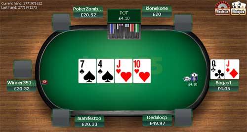 Best Online Poker Agent