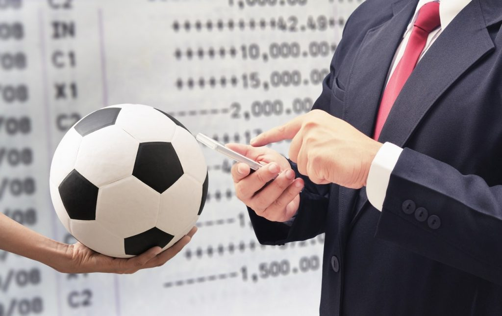 soccer gambling sites