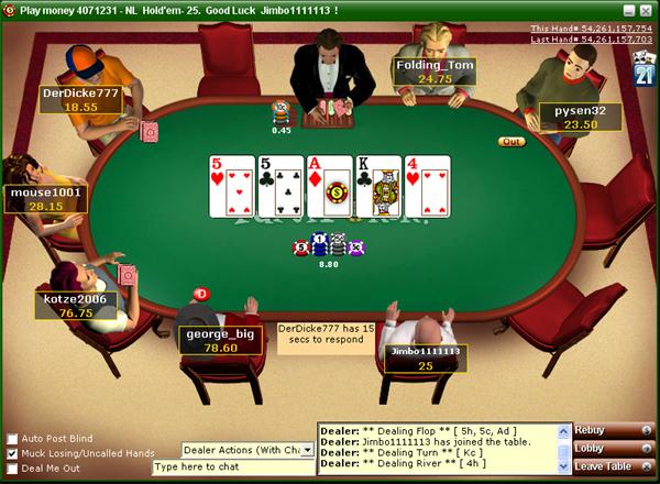Best Online Poker Rooms
