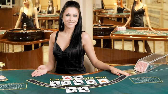 Poker online site