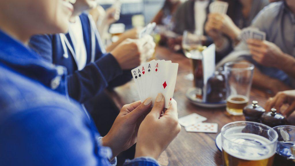 gambling with casino