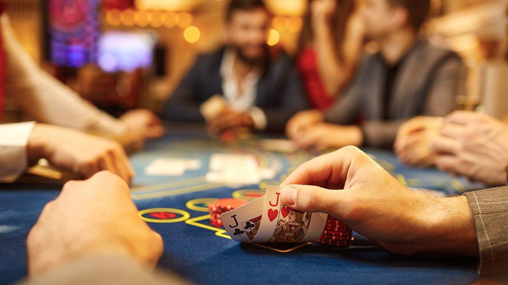 Penyewaan permainan kasino
